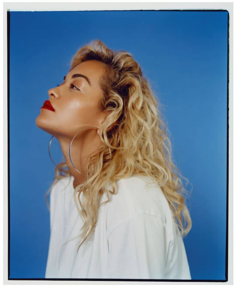 Rita Ora Sing-along To Benefit Covid-19 Relief Efforts